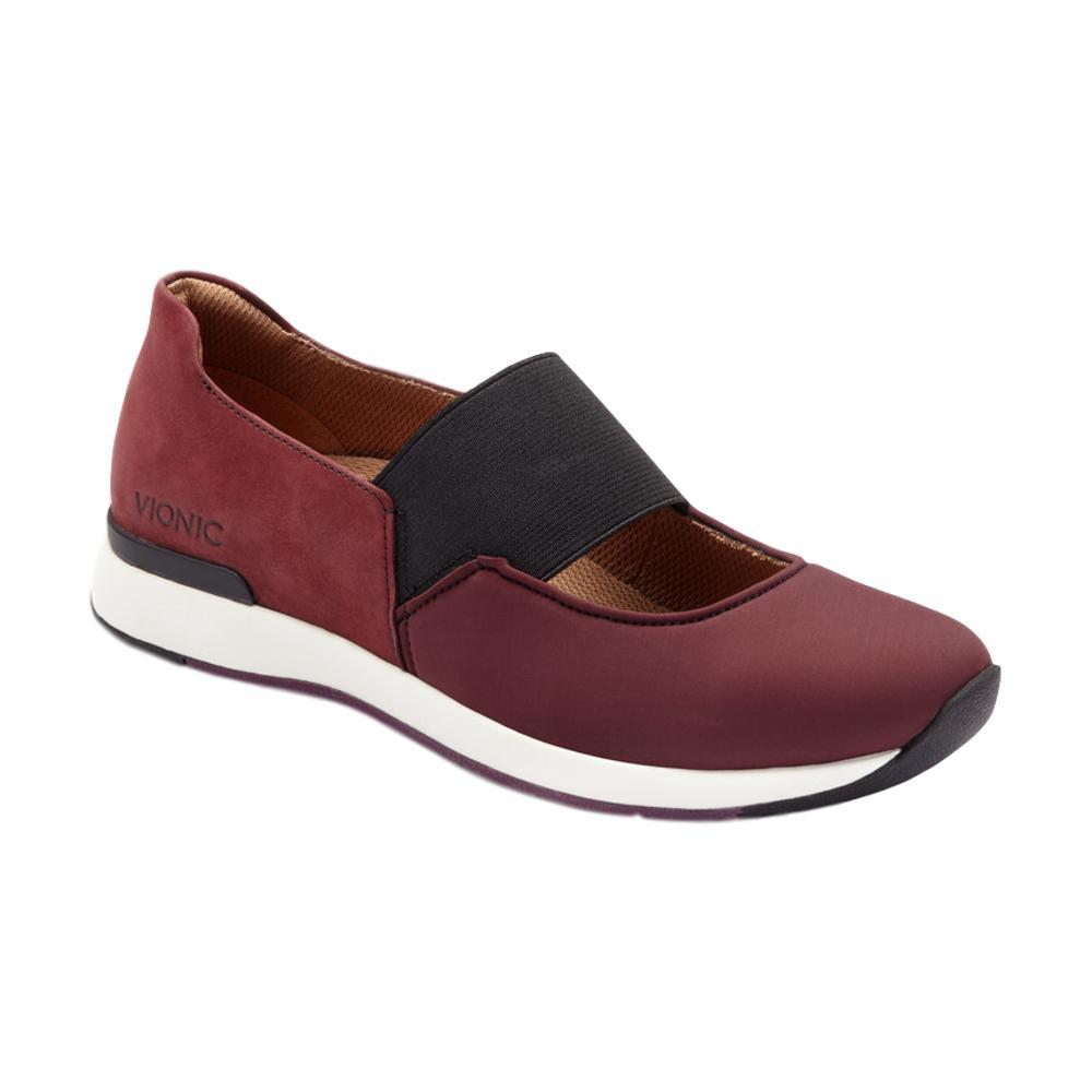 Vionic Cadee Slip-on Shoes WINE