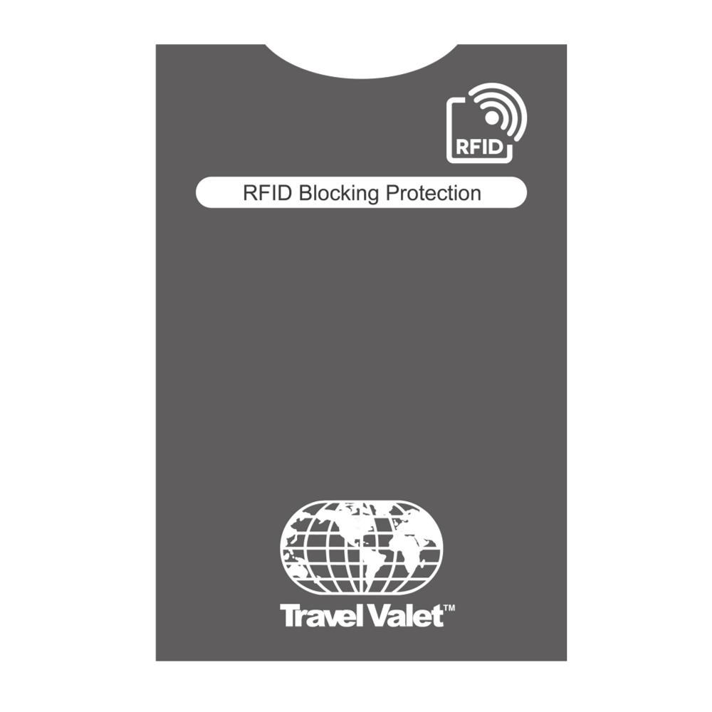 Travel Valet Rfid Passport Sleeve