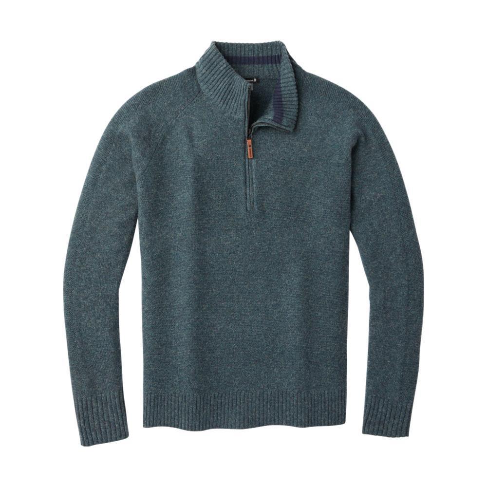 Smartwool Men's Ripple Ridge Half Zip Sweater DEEPPINEC38