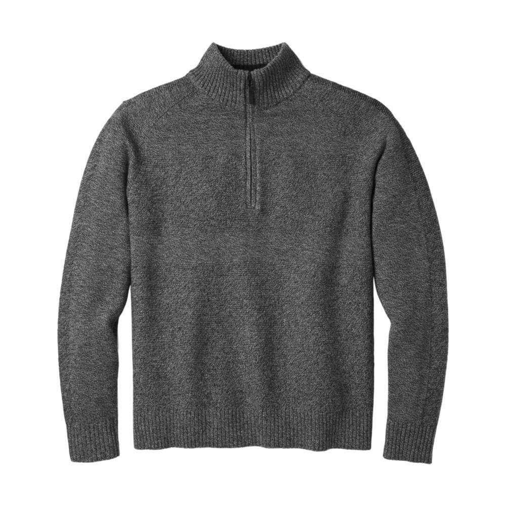 Smartwool Men's Ripple Ridge Half Zip Sweater LTGREYCHAR