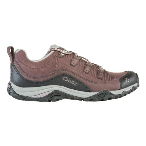 Oboz Women's Juniper Low Shoes Plum