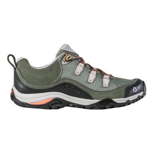 Oboz Women's Juniper Low Shoes Thyme