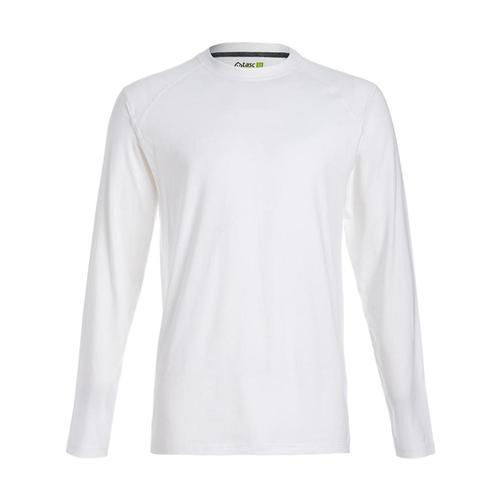 tasc Men's Carrollton Long Sleeve Shirt White100