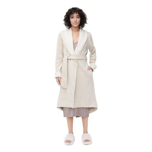 UGG Women's Duffield II Robe Oatmeal