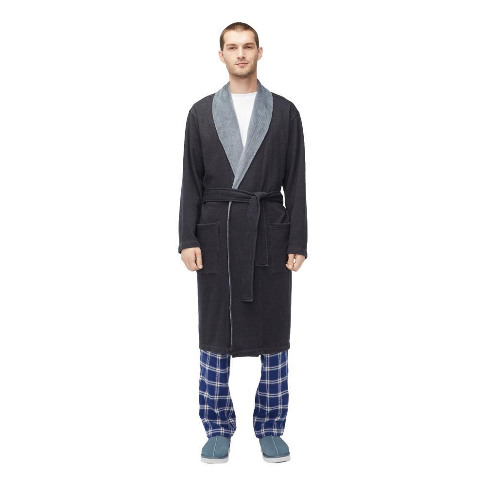 UGG Men's Robinson Robe BLACKHTHR