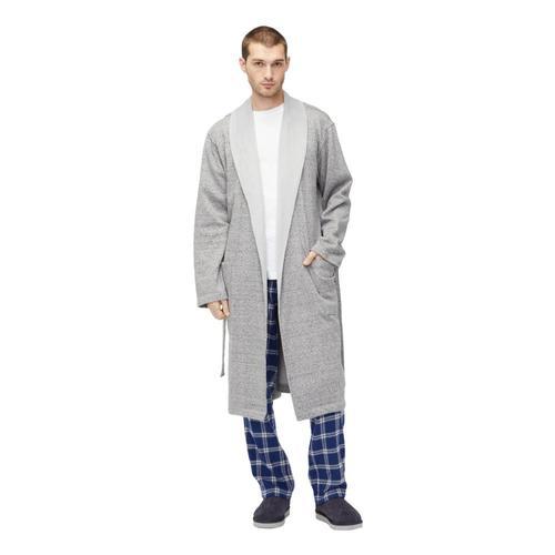 UGG Men's Robinson Robe Greyhthr