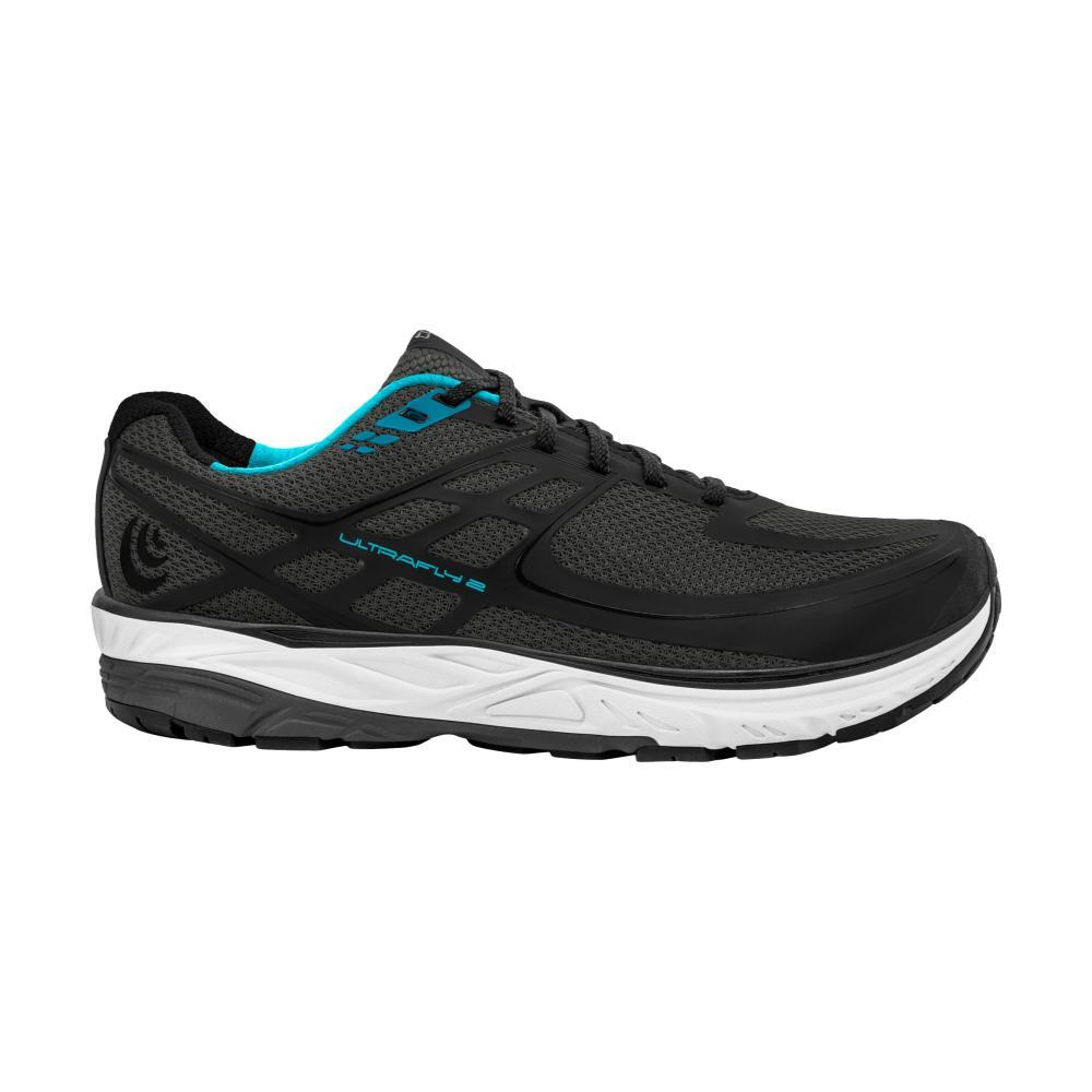 Topo Athletic Women's Ultrafly 2 Road Running Shoes BLK/BLUE