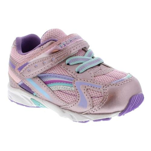 Tsukihoshi Toddler Glitz Shoes Rose/Lav681