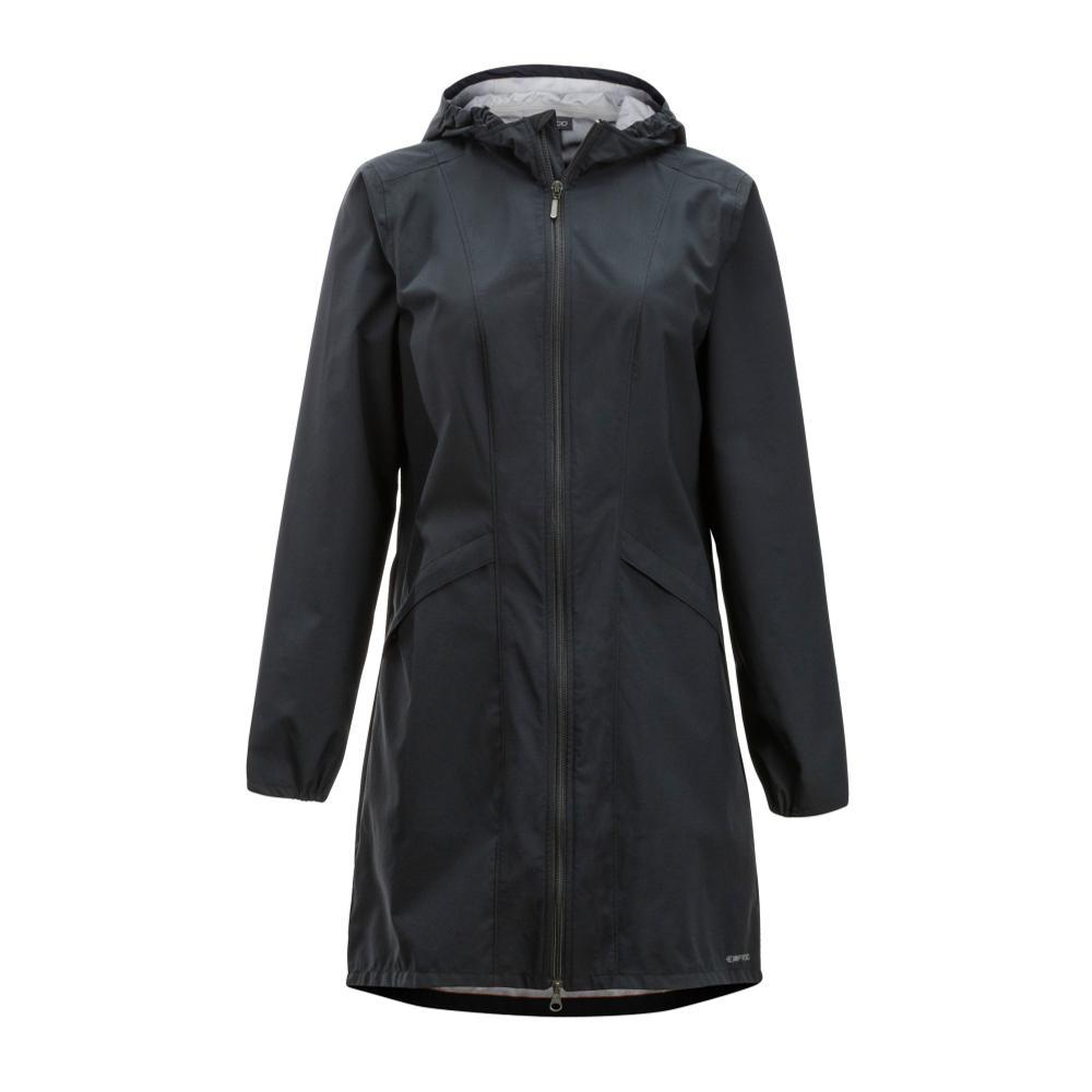 ExOfficio Women's Caparra Trench BLACK_9999