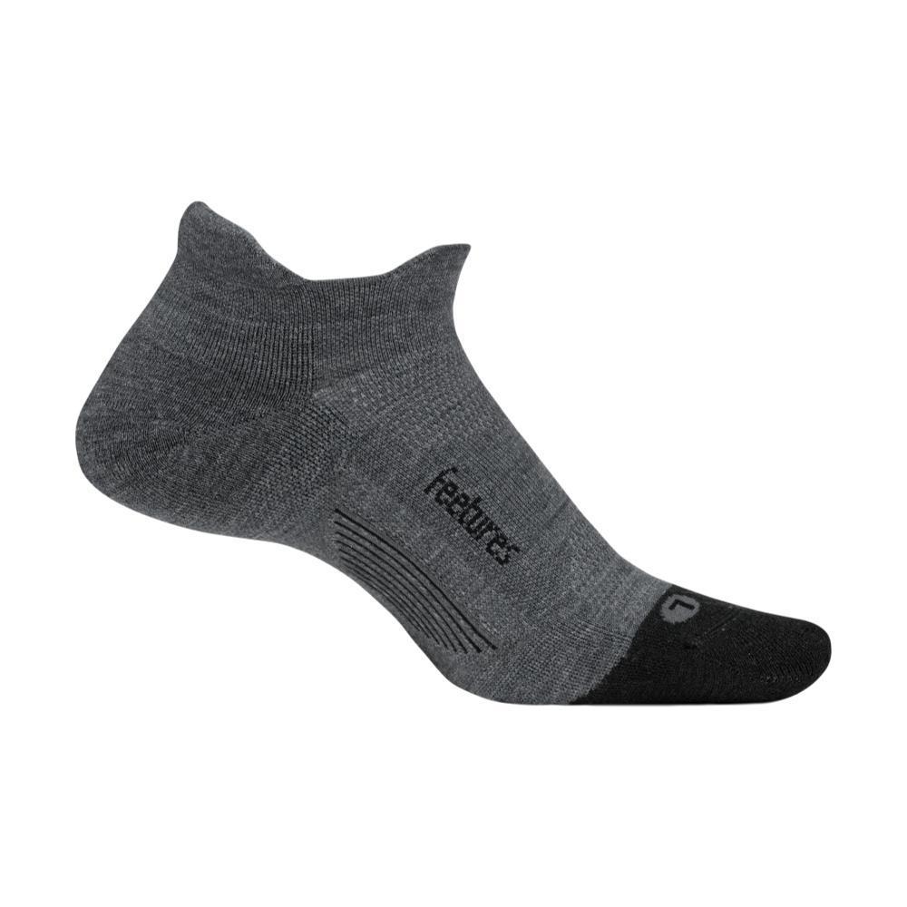 Feetures Unisex Merino 10 Cushion No Show Tab Socks