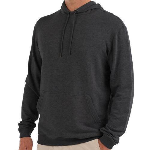 Free Fly Men's Bamboo Fleece Pullover Hoody Black102