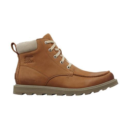 Sorel Men's Madson Moc Toe Waterproof Boots Cambrn_224
