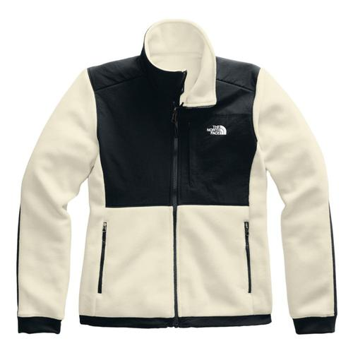 The North Face Women's Denali 2 Jacket White_11p