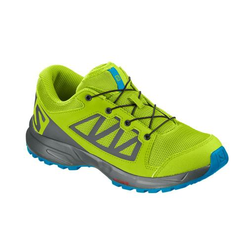 Salomon Kids XA ELEVATE J Shoes Acidlime