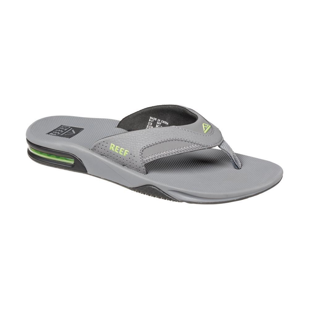 Reef Men's Fanning Sandals GRY.BLK_GBG