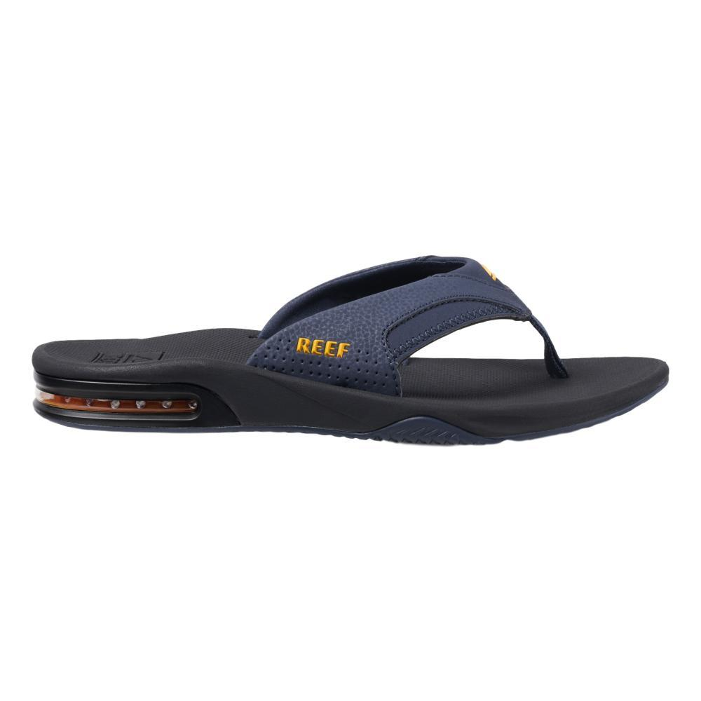 Reef Men's Fanning Sandals NVY.YEL_NAY