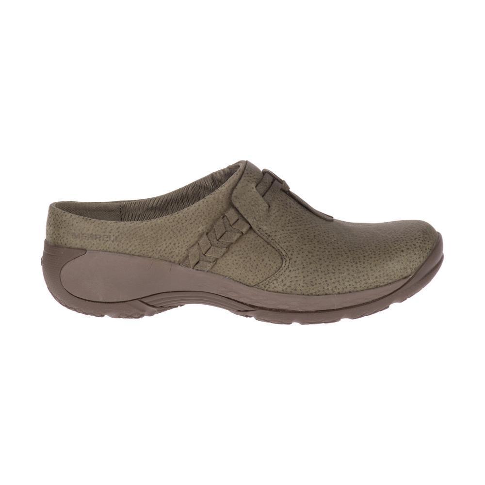 Merrell Women's Encore Braided Slide Q2 Shoes OLIVE