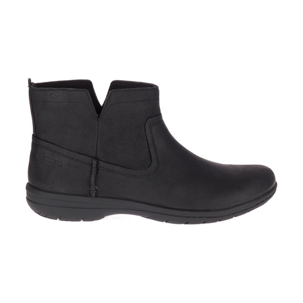 Merrell Women's Encore Kassie Waterproof Boots BLACK