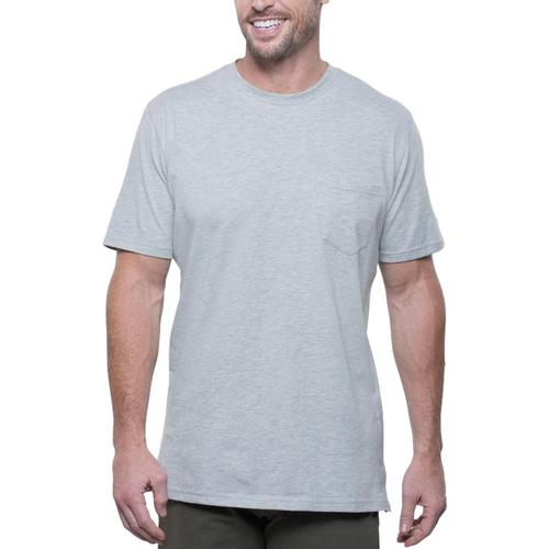 KUHL Men's Stir T Shirt Hthrgrey