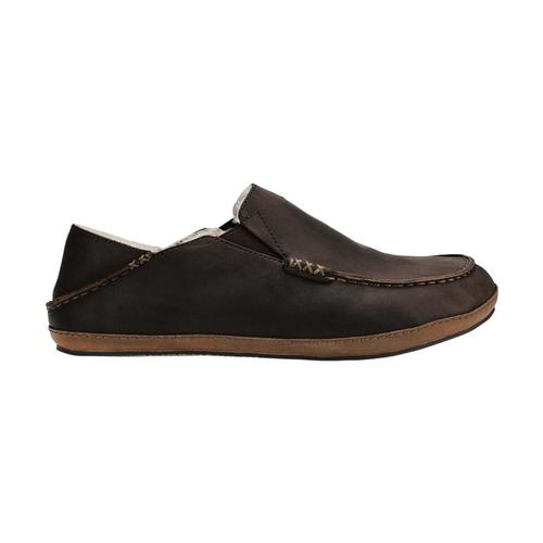 OluKai Men's Moloa Slippers Dkwood