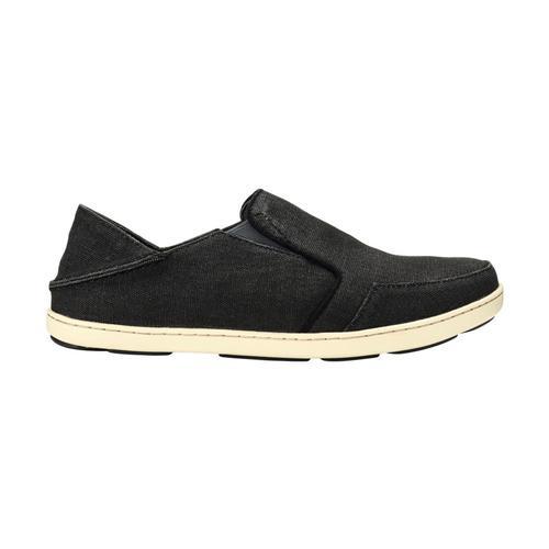 OluKai Men's Nohea Lole Shoes Blk.Dkshadw