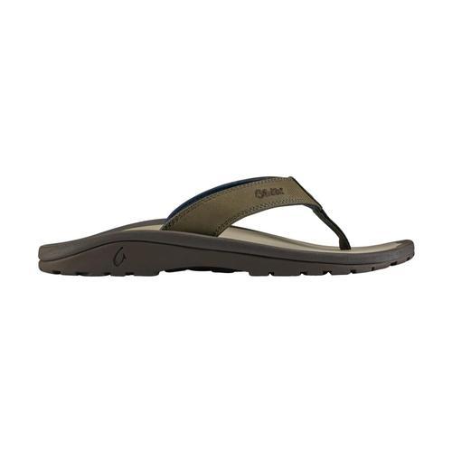 OluKai Men's 'Ohana Sandals Husk.Clay