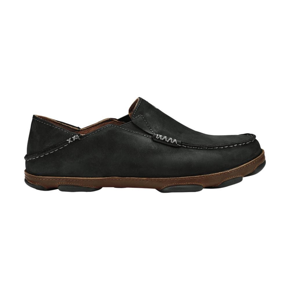 OluKai Men's Moloa Shoes BLK.TOFF_4033