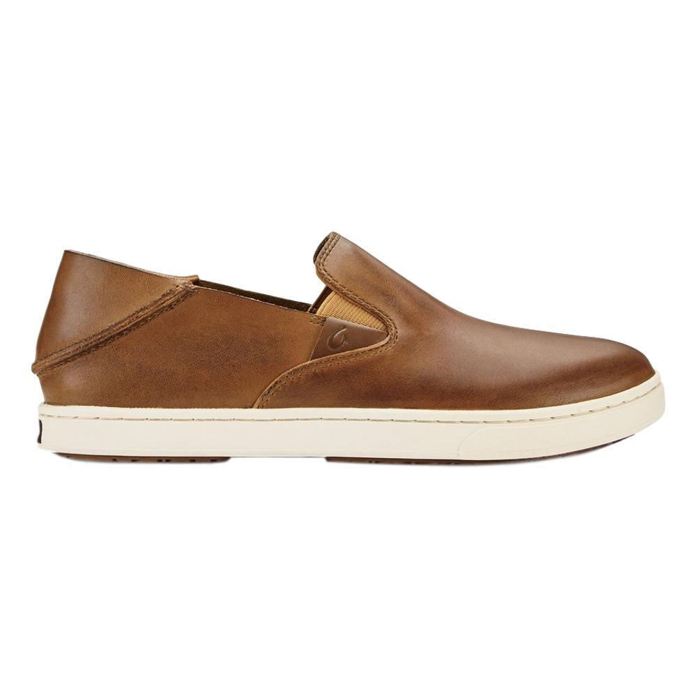 OluKai Women's Pehuea Leather Shoes FOX_FXFX