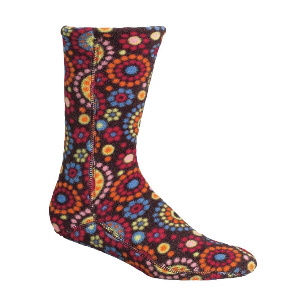Acorn Unisex VersaFit Socks CHOCOLATEDOTS