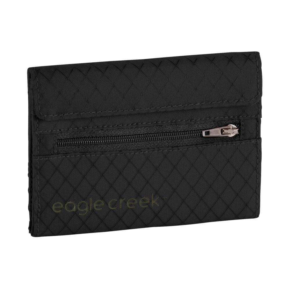 Eagle Creek RFID International Tri-Fold Wallet JET.BLK_281