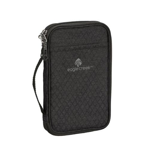 Eagle Creek RFID Travel Zip Organizer Blc