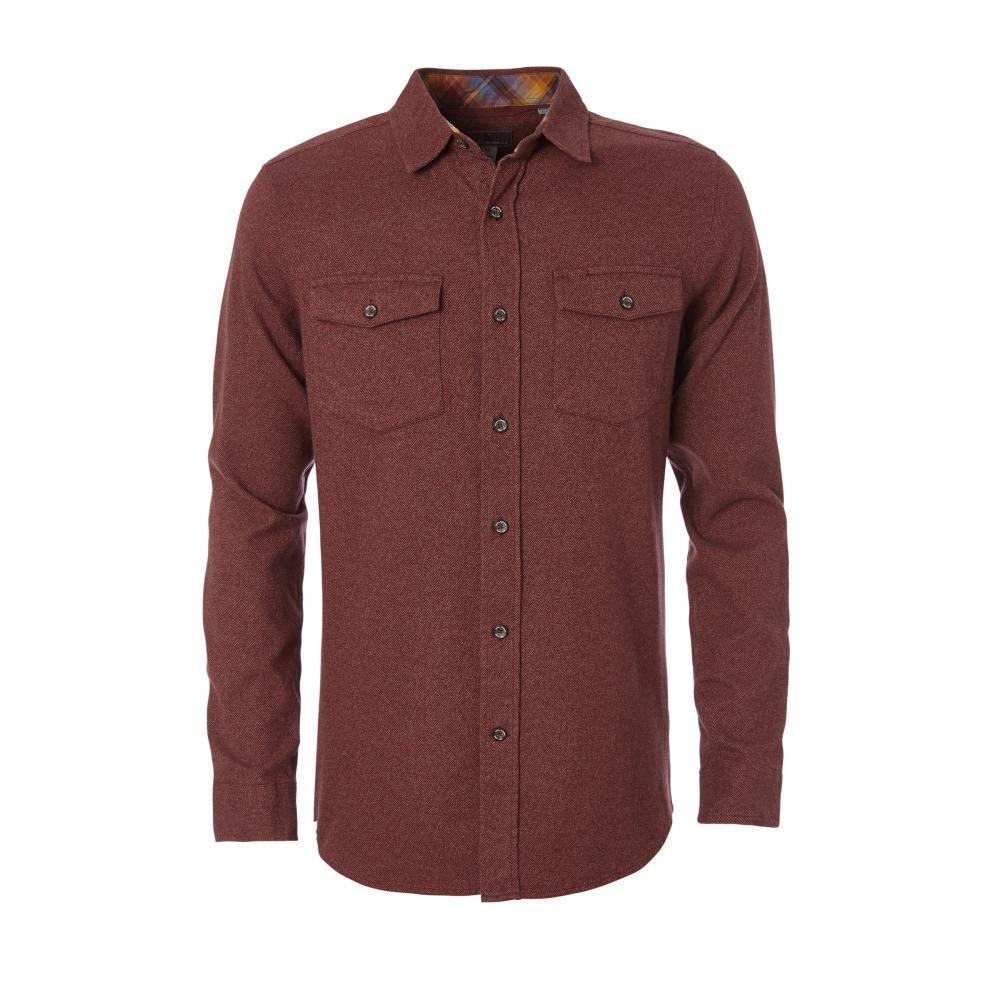 Royal Robbins Men's Bristol Twill Long Sleeve Shirt