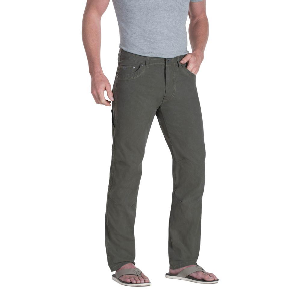 KUHL Men's Revolvr Rogue Pants - 34in Inseam GUNMETAL