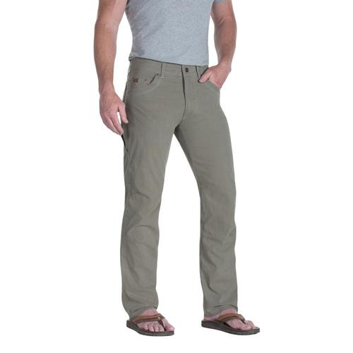 KUHL Men's Revolvr Rogue Pants - 34in Inseam Khaki