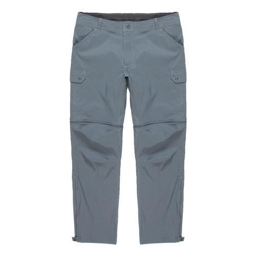 KUHL Men's Renegade Cargo Convertible Pants - 30in Pewter