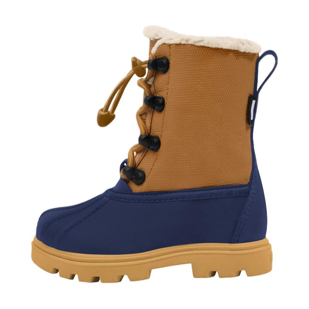 Native Kids Jimmy 3.0 Boots REGBLUE/BROWN