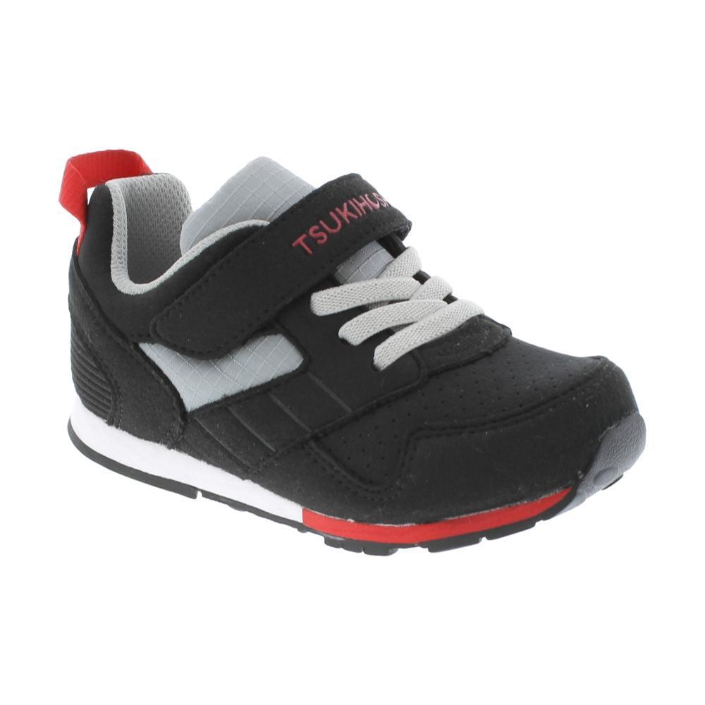 Tsukihoshi Toddler Racer Sneakers BLKRED010