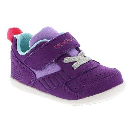 Tsukihoshi Toddler Racer Sneakers Purple_510