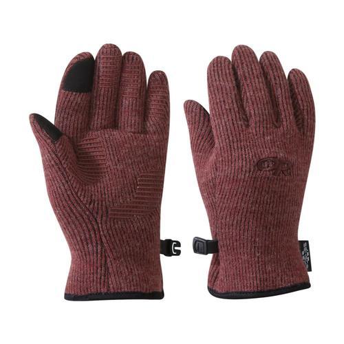 Outdoor Research Women's Flurry Sensor Gloves Deser_1577