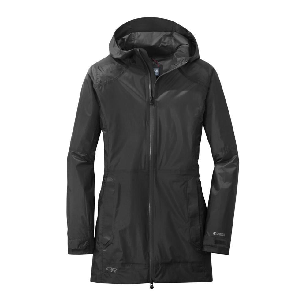 Outdoor Research Women's Helium Traveler Jacket BLACK_0001