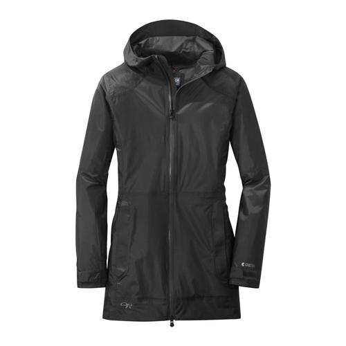 Outdoor Research Women's Helium Traveler Jacket Black_0001