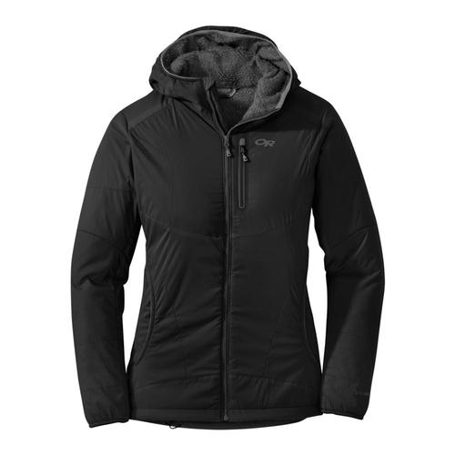 Outdoor Research Women's Ascendant Hoody Blk.Char_0189
