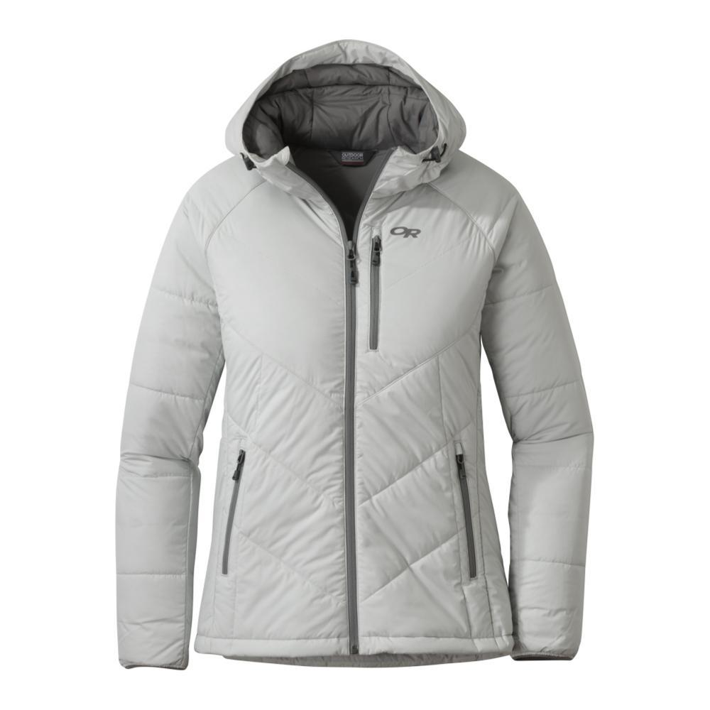 Outdoor Research Women's Refuge Hooded Jacket ALLOY_0050