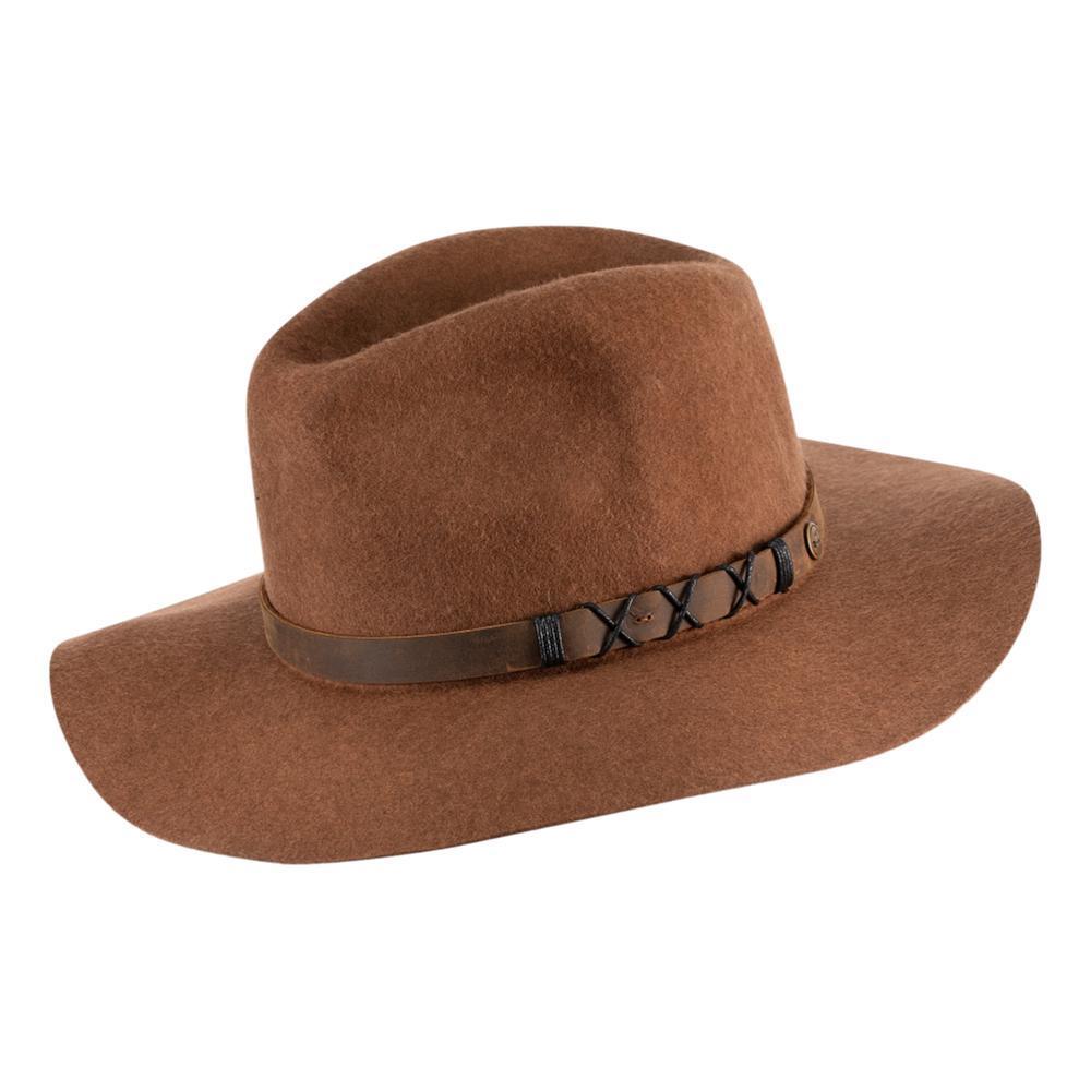 Pistil Women's Soho Felt Hat CAMEL_CAM