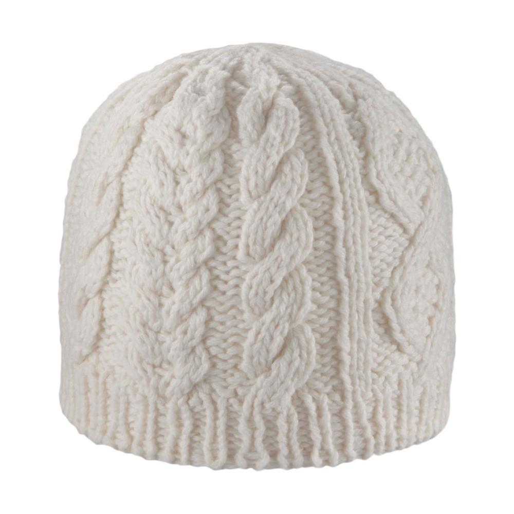 Pistil Riley Cable-Knit Beanie IVORY_IVY