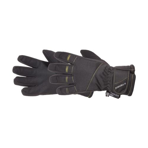 Manzella Youth Half Pipe Gloves Black
