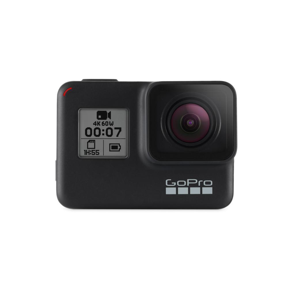 GoPro HERO7 Black 32G Card Bundle BLACK