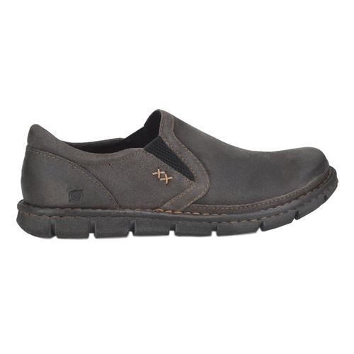 Born Men's Sawyer Shoes Dgry.Char