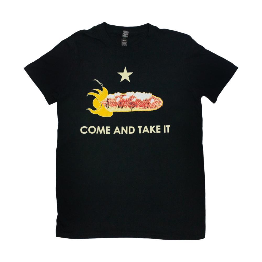 BarbacoApparel Come and Take It Tee BLACK