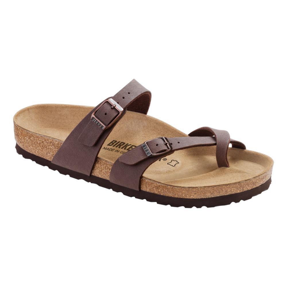 Birkenstock Women's Mayari Birkibuc Sandals MOCHA